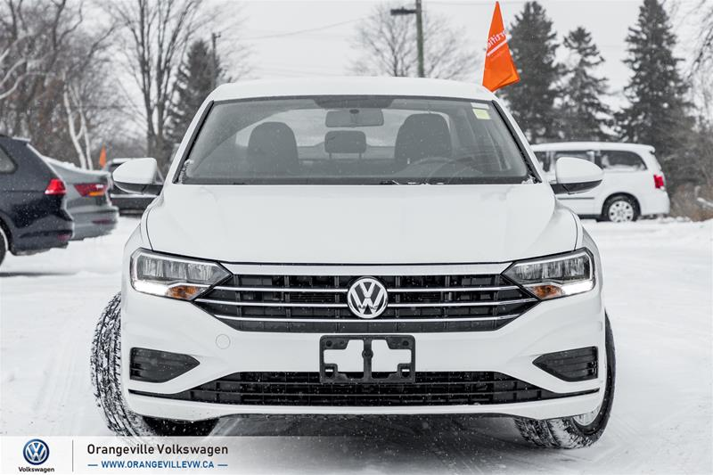 Certified Pre-Owned 2019 Volkswagen Jetta Comfortline 1.4t 8sp at w/Tip