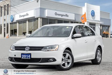 Certified Pre-Owned 2014 Volkswagen Jetta Comfortline 2.0 TDI 6sp DSG at w/Tip