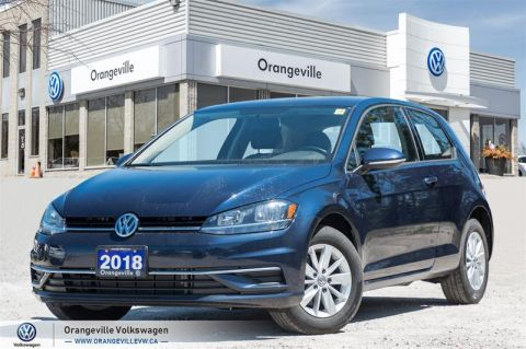 Pre-Owned 2018 Volkswagen Golf