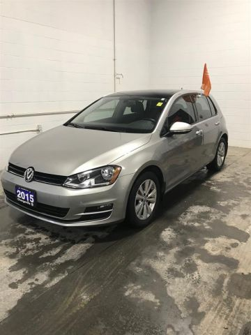 Pre-Owned 2015 Volkswagen Golf