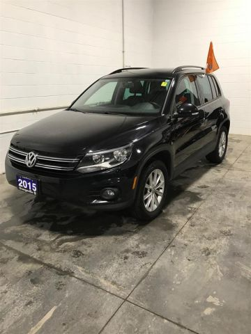 Certified Pre-Owned 2015 Volkswagen Golf