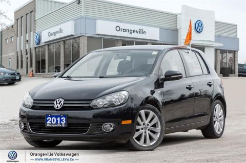 Certified Pre-Owned 2013 Volkswagen Golf